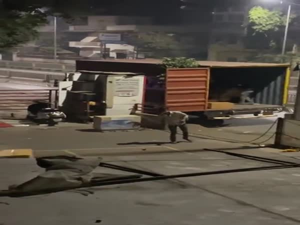 Indian Cargo Delivery