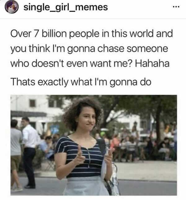 Memes For Single People (33 pics)