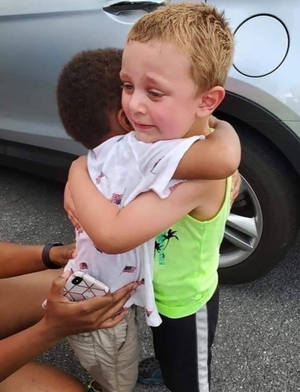 These Kids Are Full Of Kindness (24 pics)