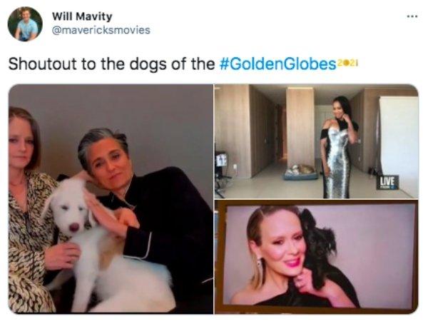 Golden Globe Tweets (26 pics)