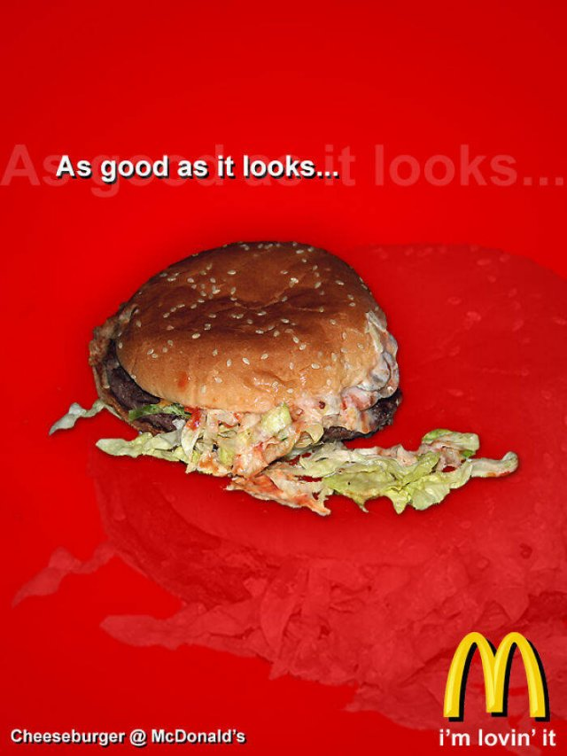 Designers Challenge For The Worst Ad Ever (34 pics)