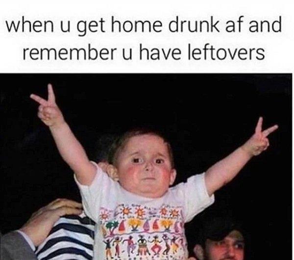Alcohol Memes (37 pics)
