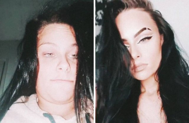 Catfish Face Challenge On Tik Tok (29 pics)