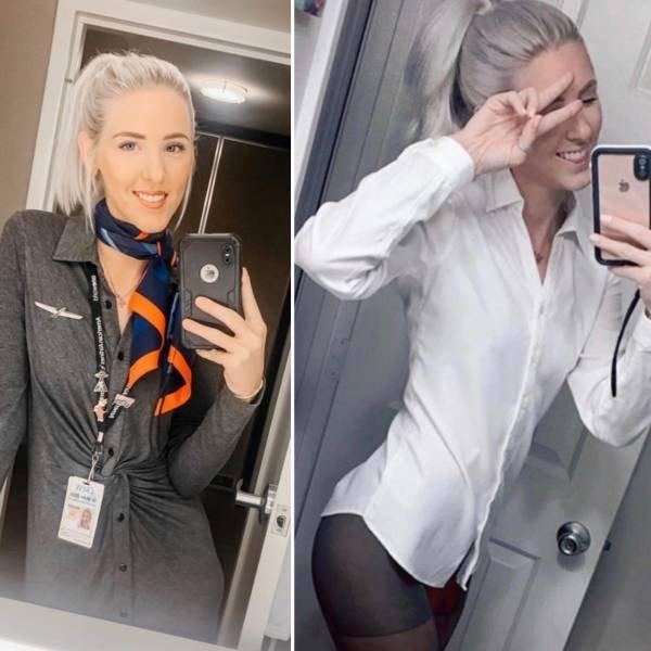 Hot Flight Attendants (30 pics)