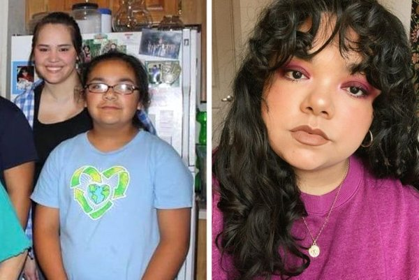 Amazing Ugly Ducklings Transformations (19 pics)