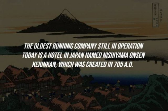 Intriguing Facts (22 pics)
