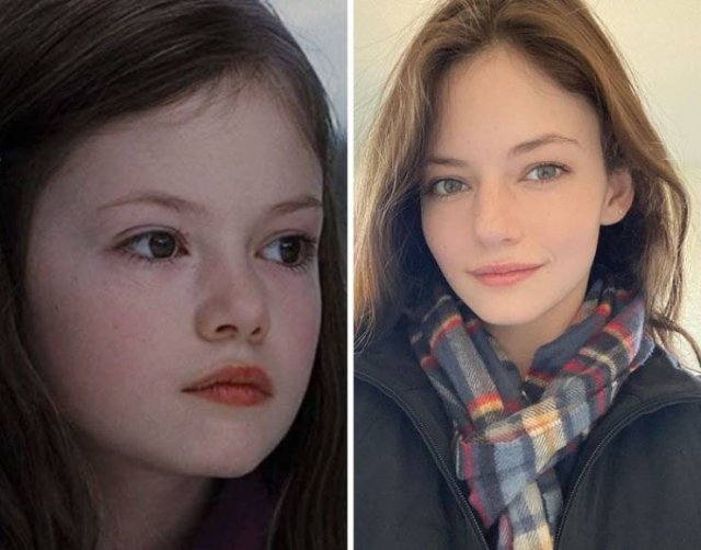Child Actors: Then And Now (26 pics)