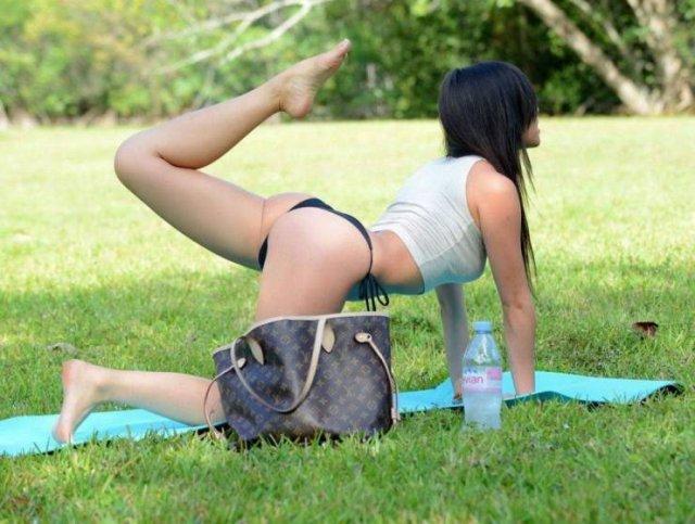 Sporty Girls (50 pics)