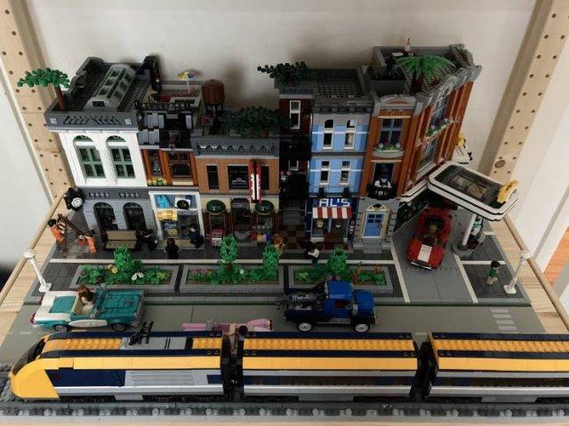It's LEGO World (27 pics)