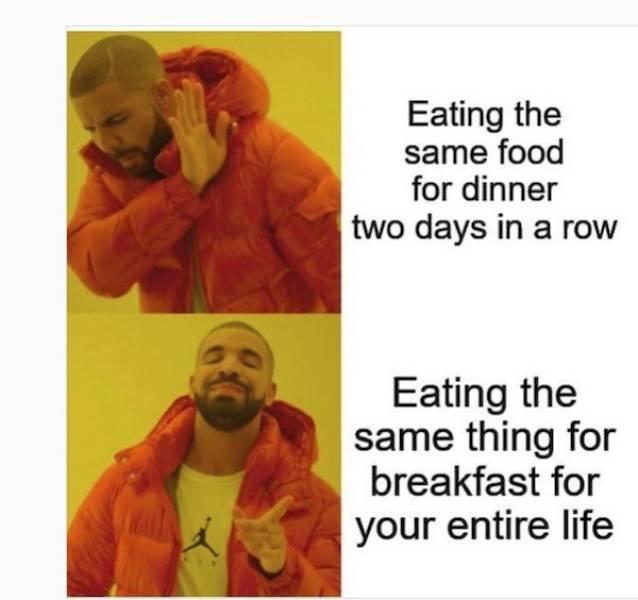 Breakfast Memes And Tweets (31 pics)