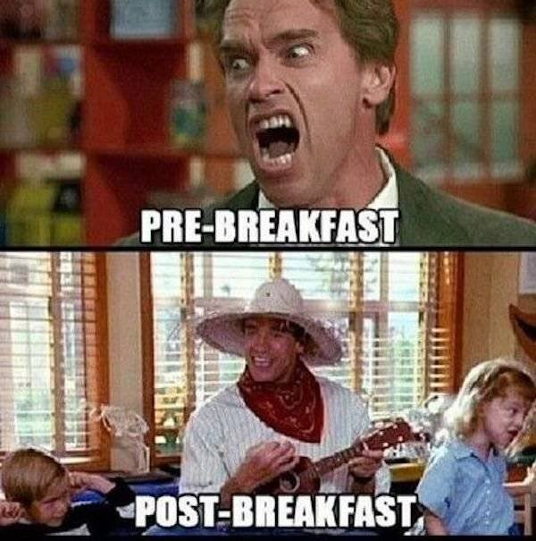 Breakfast Memes And Tweets (31 pics)