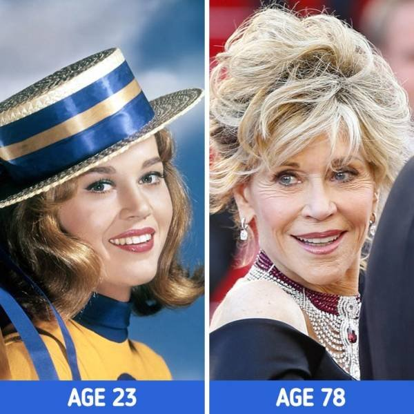 How Hollywood Actresses Have Changed Over The Years (14 pics)