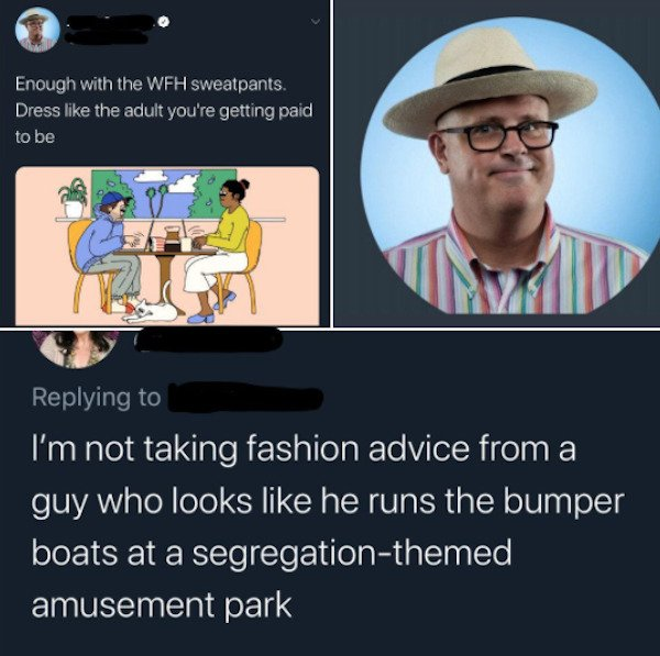 Roasting Comments (22 pics)