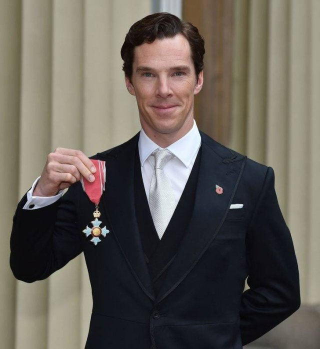 Celebrities Who Received Royal Honors (15 pics)