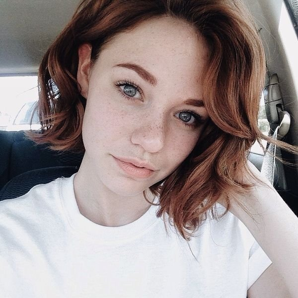 Girls With Freckles (34 pics)