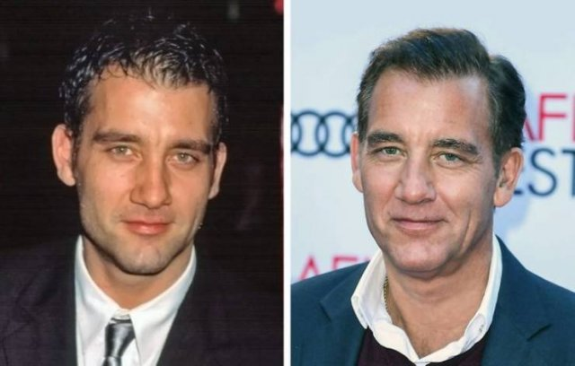 2000's Male Actors: Then And Now (14 pics)