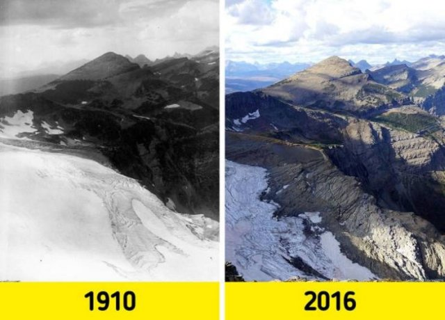 The Consequences Of Global Climate Changes (19 pics)