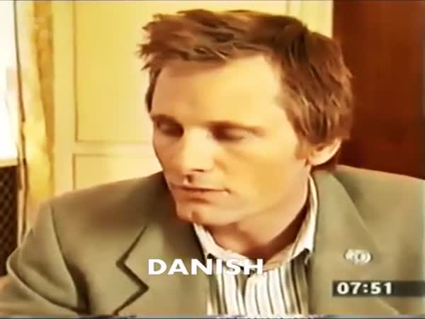 Viggo Mortensen Can Speak Seven Languages
