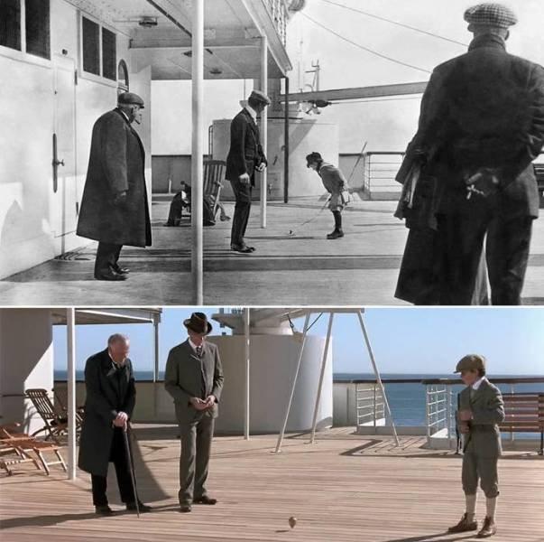 'Titanic' Movie Facts (22 pics)