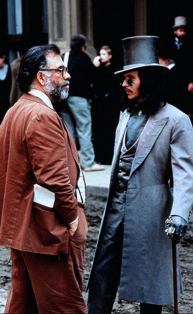 Famous Movies: Behind-The-Scenes Photos (80 pics)