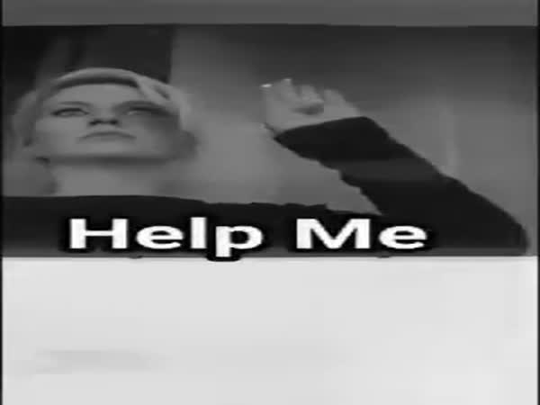 International Sign For 'I Need Help'