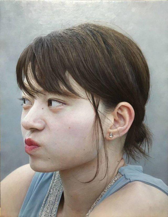 Hyper Realistic Paintings By Kei Mieno (25 pics)