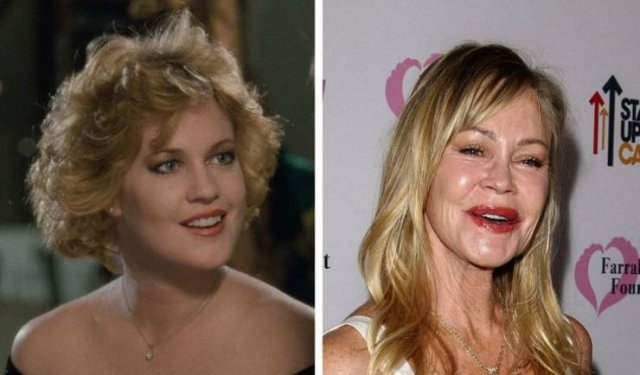 Actresses Of The 80's And 90's: Their Best Movies (22 pics)