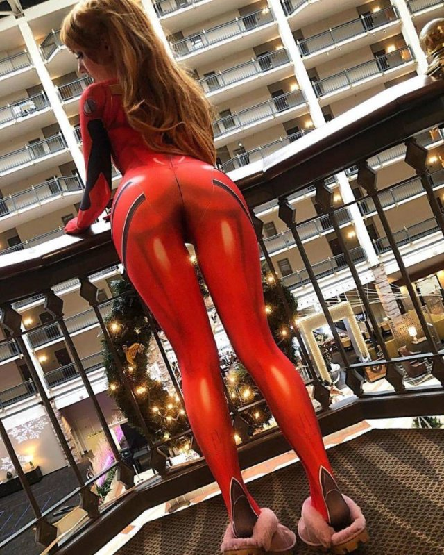 Hot Cosplay By Maggie (31 pics)
