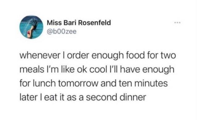 Food Memes And Tweets (22 pics)