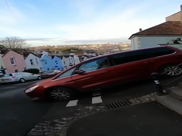 What's Wrong With This Road?
