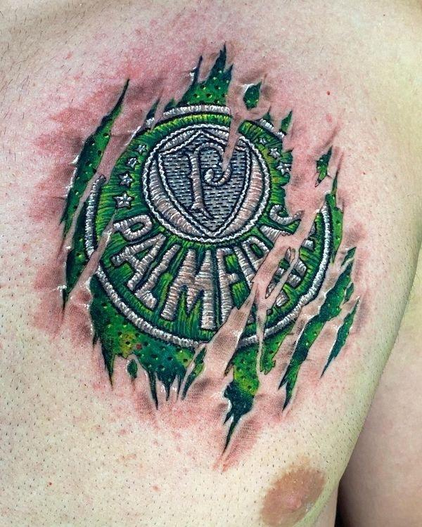 Unusual Tattoos (38 pics)