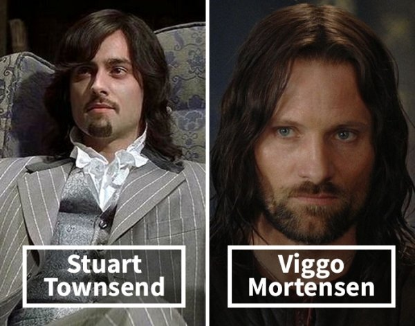 Actors Who Were Replaced In The Middle Of Shooting (17 pics)