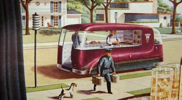 How People Of The Past Imagined The Future (30 pics)
