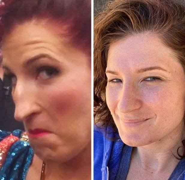 People Show Off Their Transformations (19 pics)