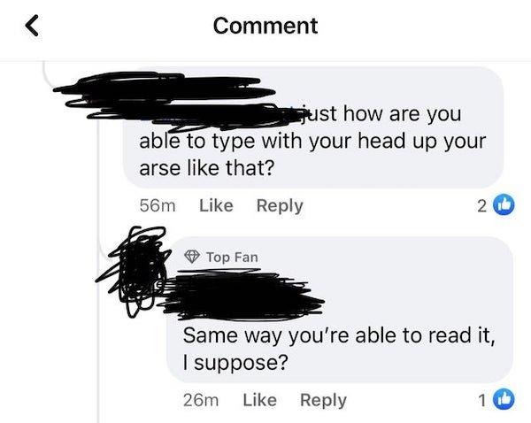 Sarcastic Comments (27 pics)