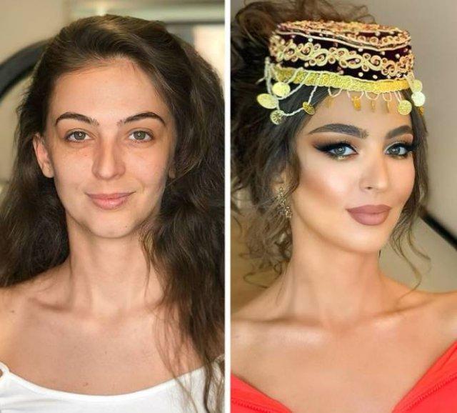 Fantastic Bridal Makeup By Arber Bytyqi (22 pics)