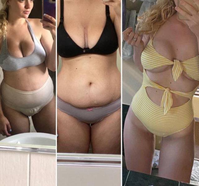 Fantastic Girl's Transformation (20 pics)