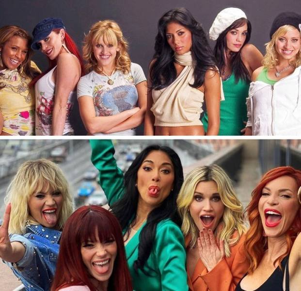 Famous Singers: Then And Now (13 pics)