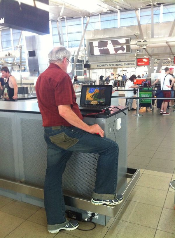 Airports Situations (29 pics)