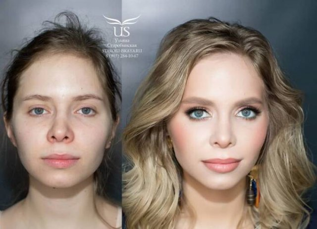 The Power Of Makeup (30 pics)