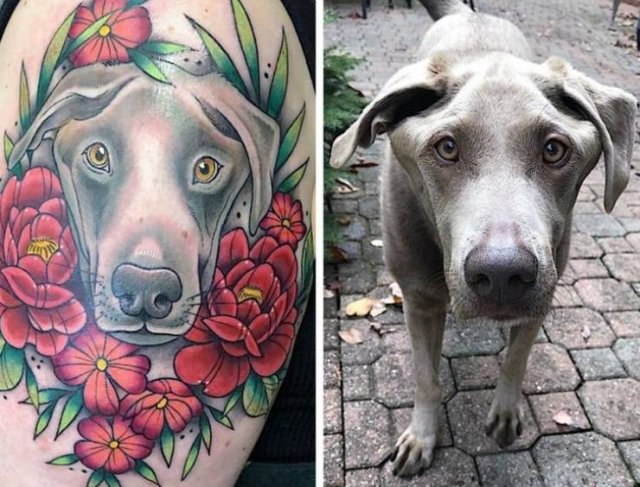 There Is A Story Behind Each Tattoo (20 pics)