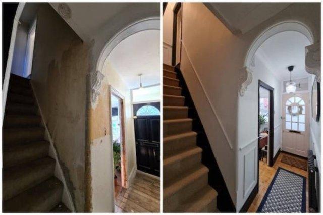 Beautiful Home Renovations (25 pics)