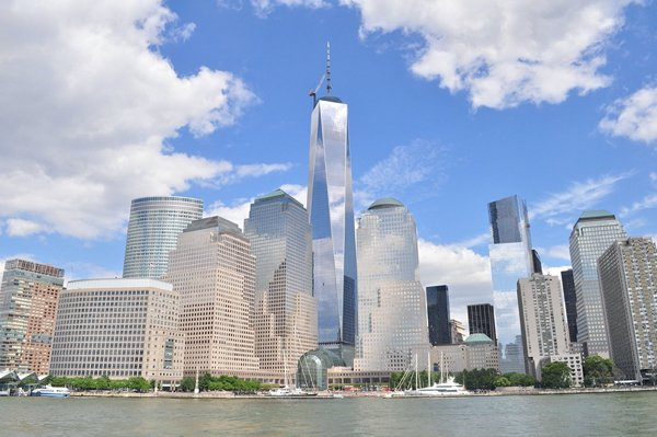The Tallest Buildings In USA (11 pics)