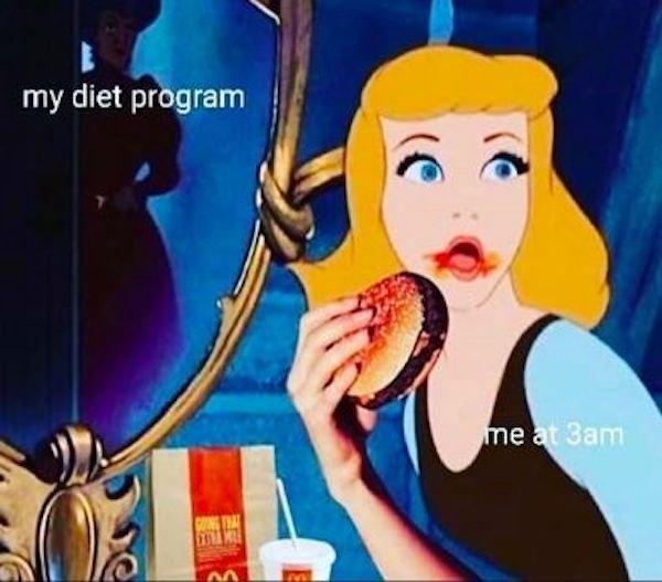 Diet Memes (36 pics)