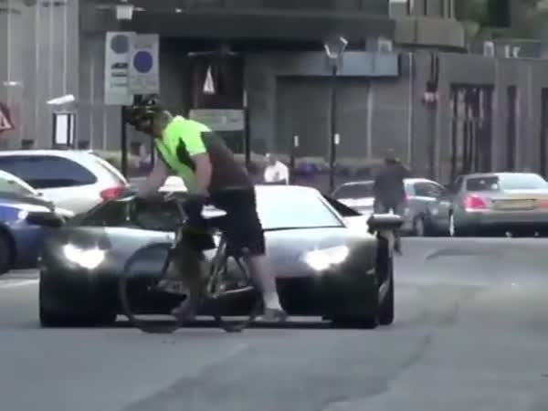 Who Needs A Horn When You Have V12