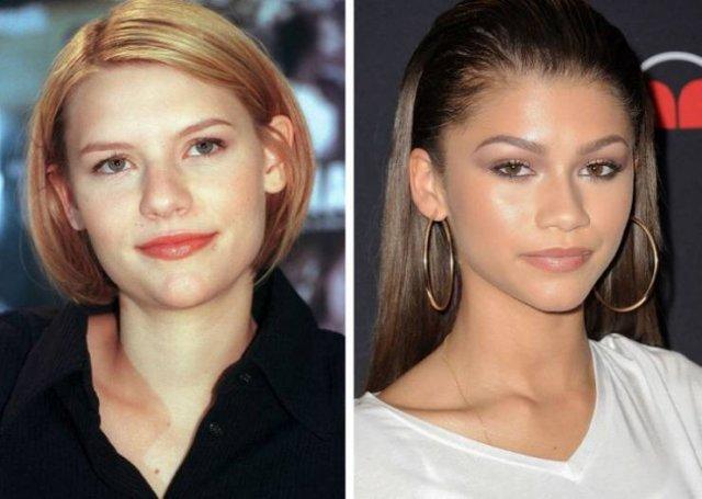Same Age Celebrities (10 pics)