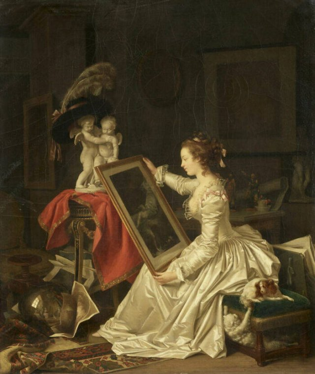 Louvre's Art Collection Is Now Accessible For Free Online (30 pics)