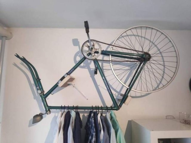 Old Things Get A New Life (20 pics)