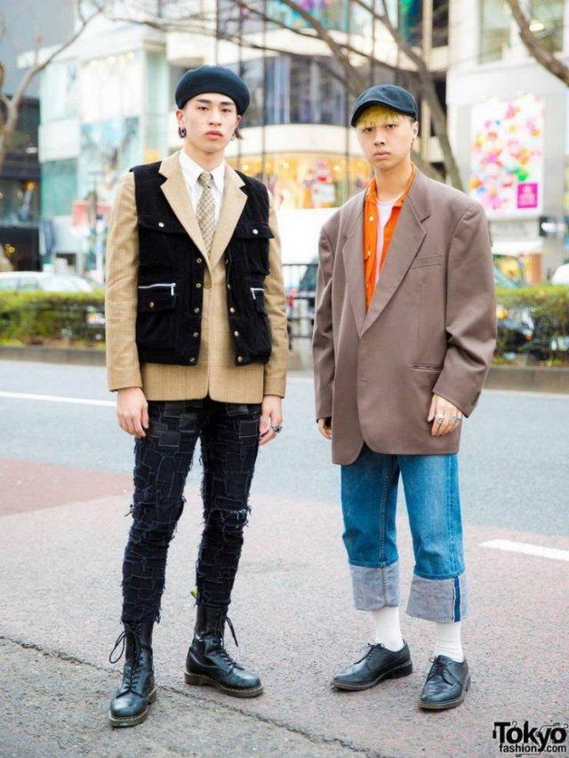 Tokyo Street Fashion (42 pics)