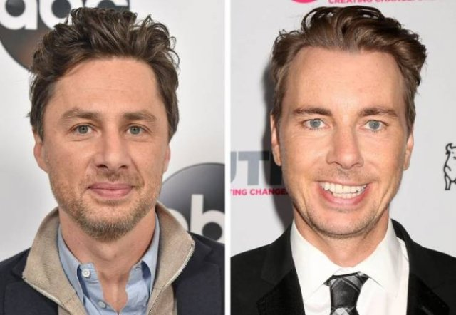 Celebrities You May Think Are Relatives (15 pics)